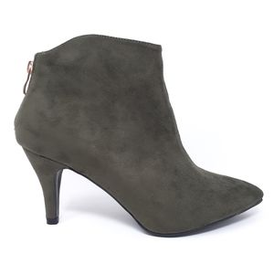 HERSTYLE Slmanderr Suede Ankle Boot